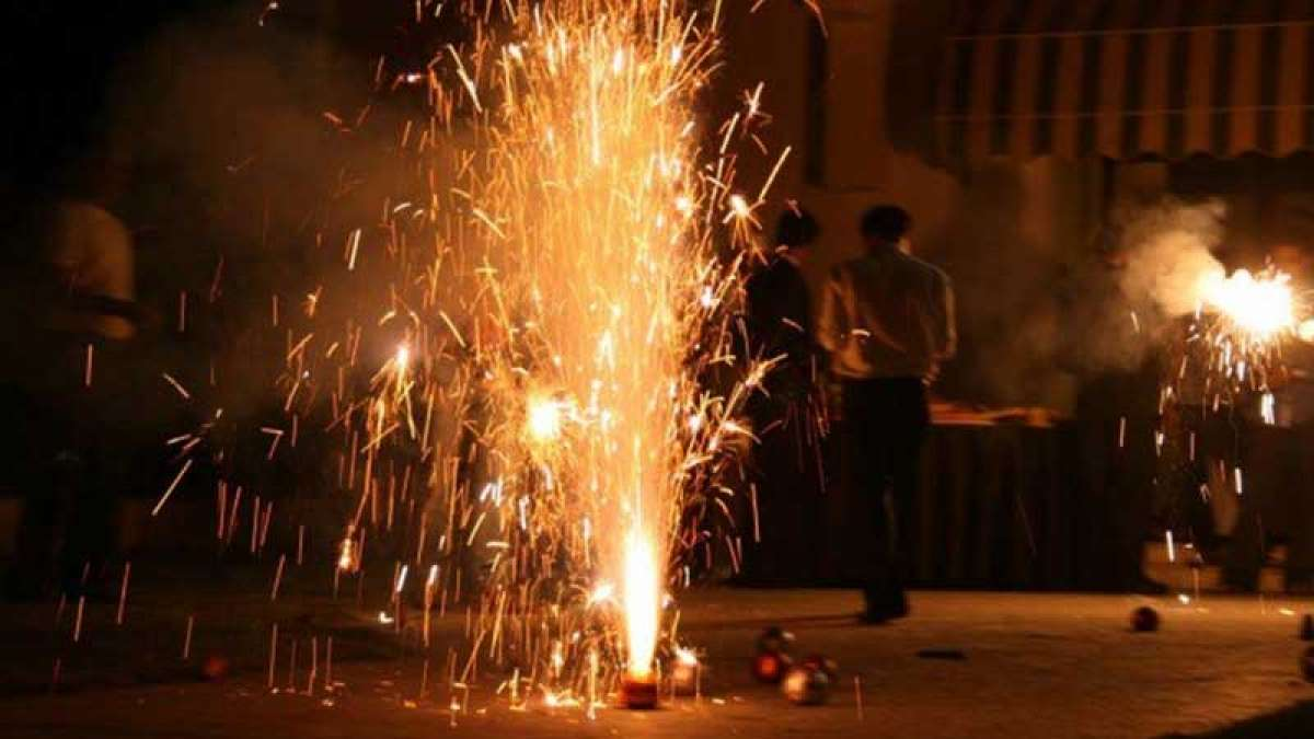 Never thought bursting crackers could land anyone in jail: Delhi DCP