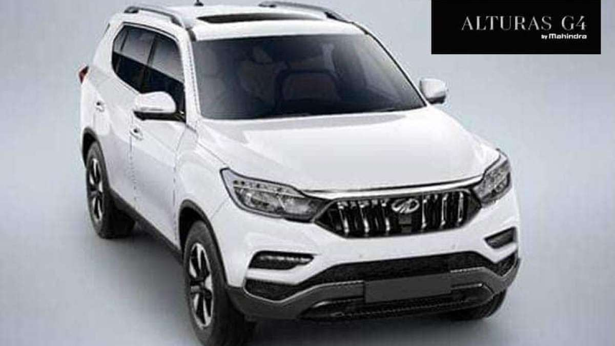 Mahindra Alturas G4 will be available only in two variants