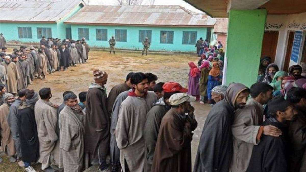 Jammu And Kashmir Panchayat Election 2018: Voting begins for first phase in under tight security
