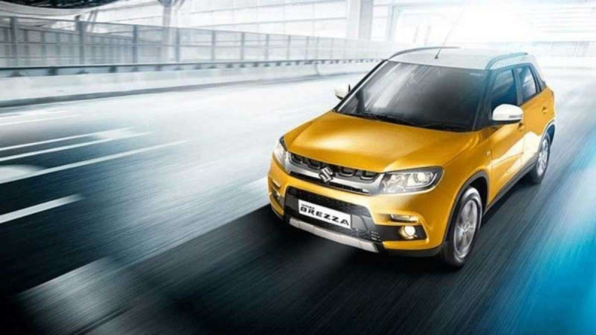 Maruti Suzuki upturns Vitara Brezza production to reduce waiting time