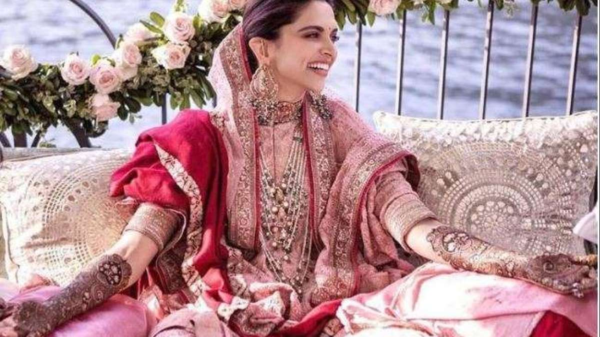 Deepika Padukone's wedding jewellery reflects royal heritage