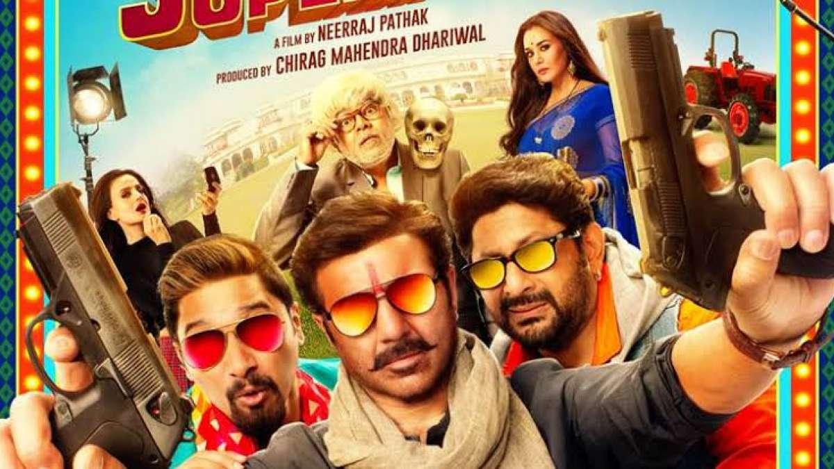 Bhaiaji Superhitt poster