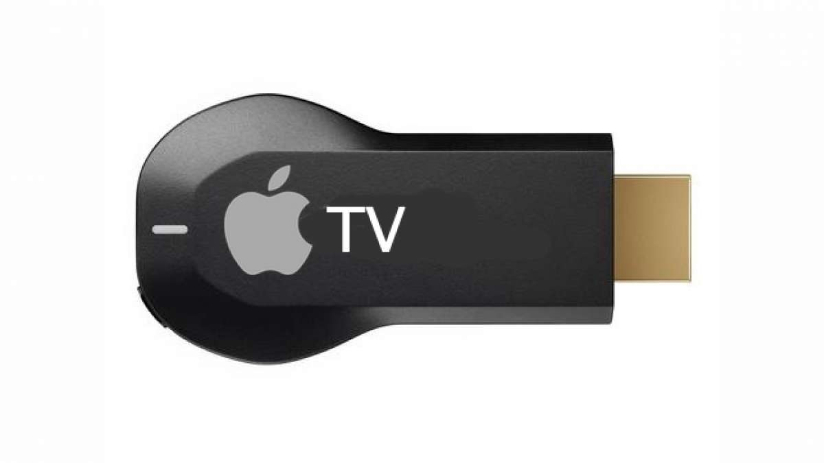 Apple low-cost TV dongle