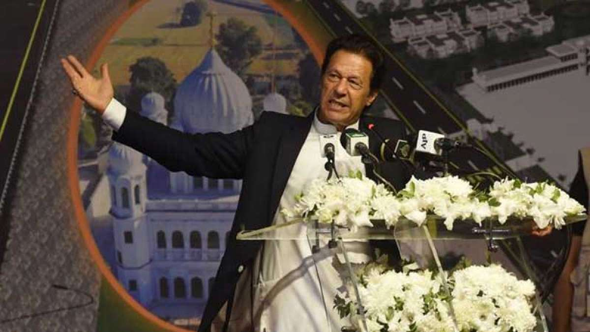 Peace with India may come after Sidhu becomes PM: Imran Khan