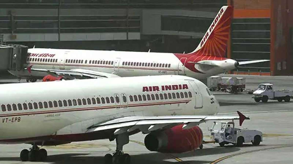 Air India plane hits building, all passengers safe