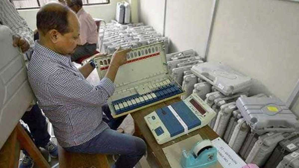 Election Commission admits CCTV failure for over an hour in Bhopal