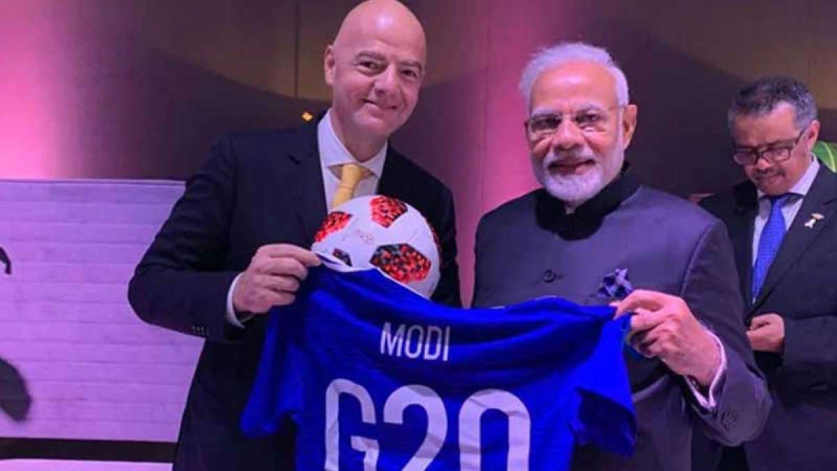 Argentina without football is impossible to think: PM Modi