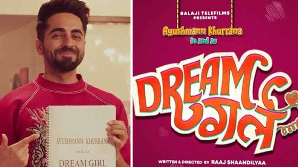 Ayushmann starts shooting for 'Dream Girl' in Mathura