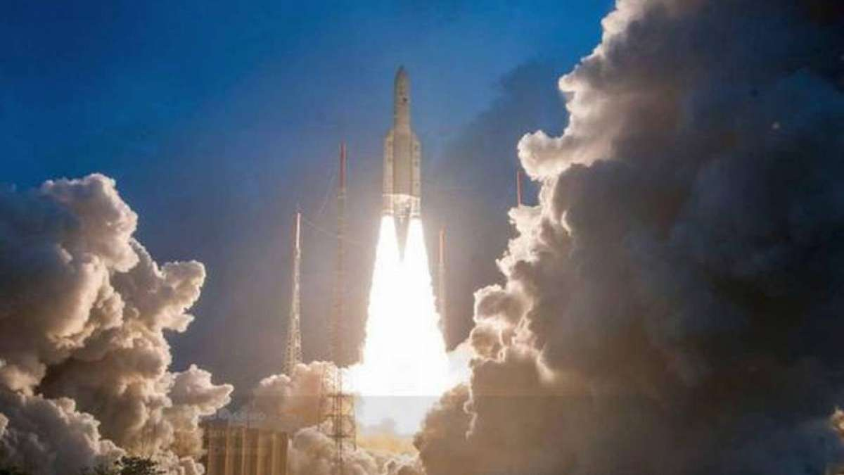 India's heaviest and most advanced communication satellite, GSAT-11 launched successfully