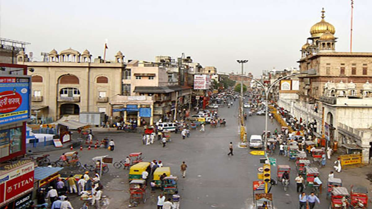 Delhi government lays foundation for Chandni Chowk redevelopment project