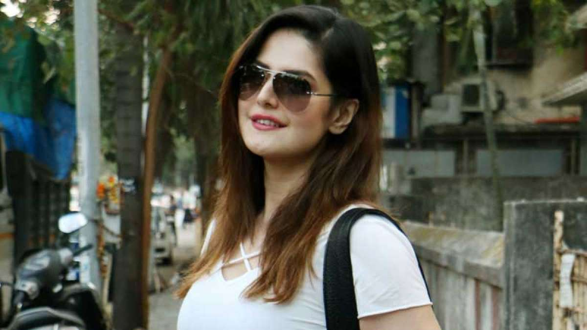 Zareen Khan files FIR against her former manager