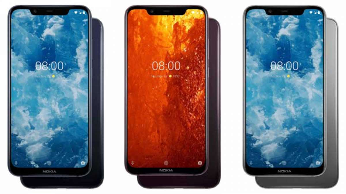 Nokia 8.1 smartphone launched with 3500 mAH battery; Check price, features and more