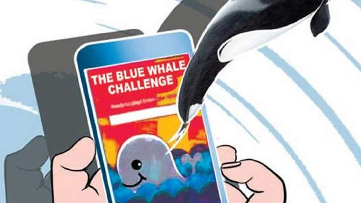 Blue Whale Challenge Another case in Nagpur