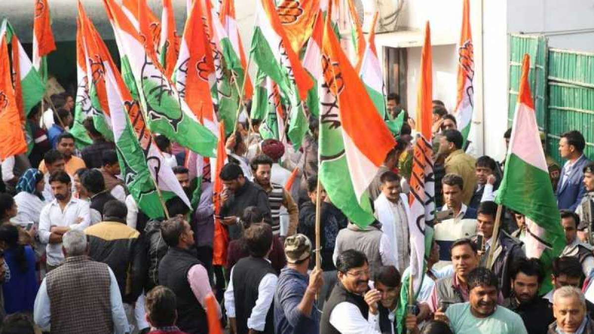 Election Results 2018: Congress leads in three BJP-ruled states, TRS in Telangana