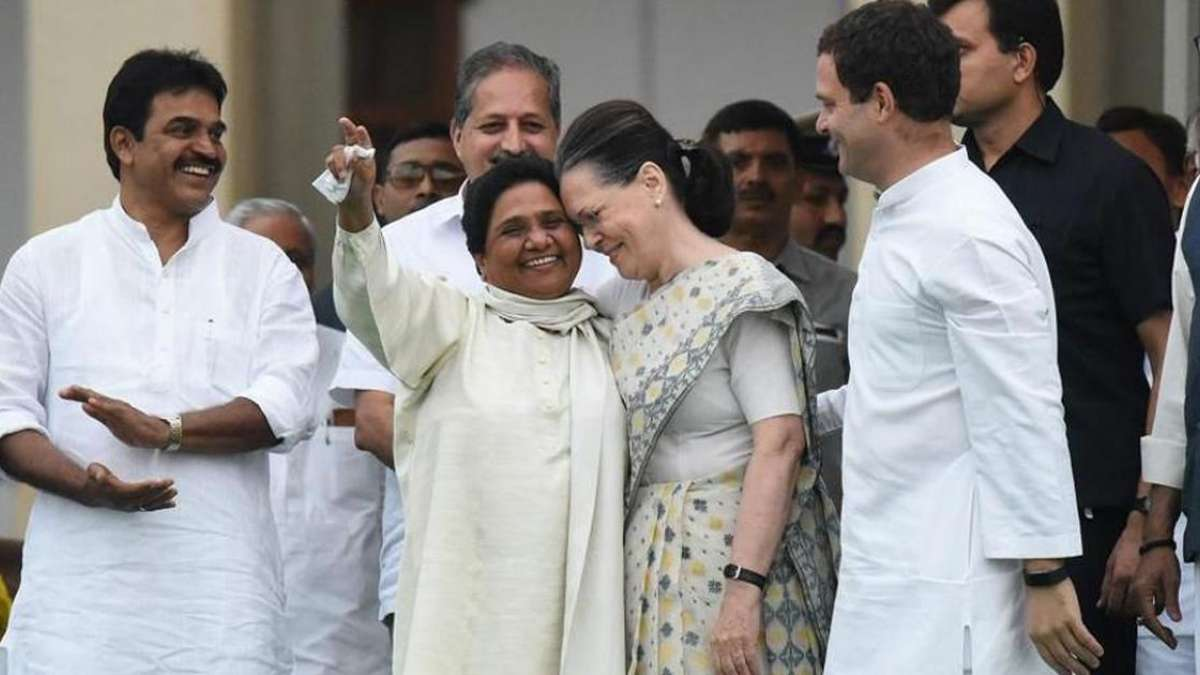 Election Results 2018: Mayawati to support Congress in Madhya Pradesh