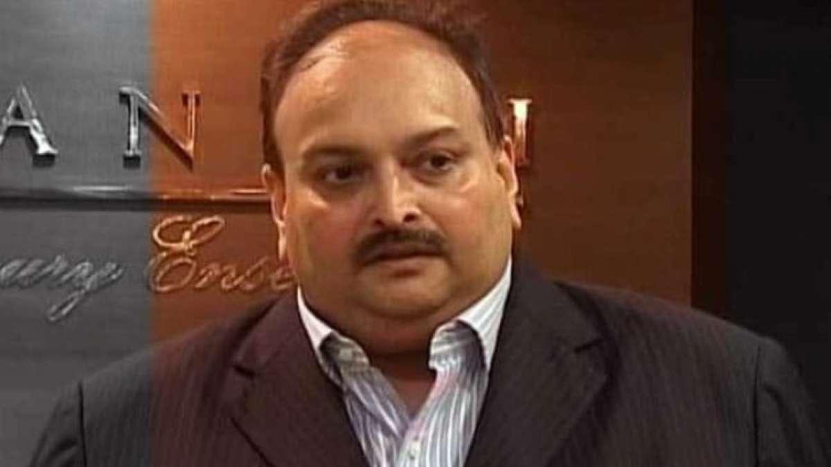Interpol issues red corner notice against Mehul Choksi on CBI's request