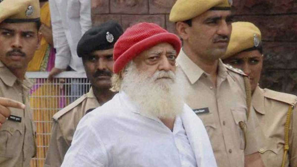 Controversial book on Asaram, self-styled godman, released