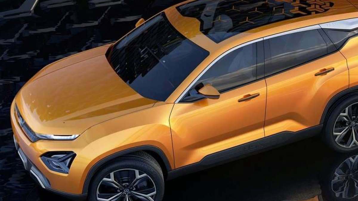 Tata Harrier H7X will come with a three row seating configuration