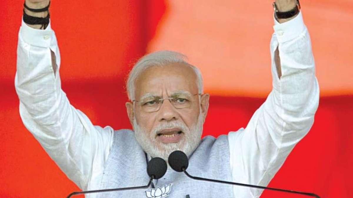 Narendra Modi in Maharashtra for key infrastructure projects on December 18