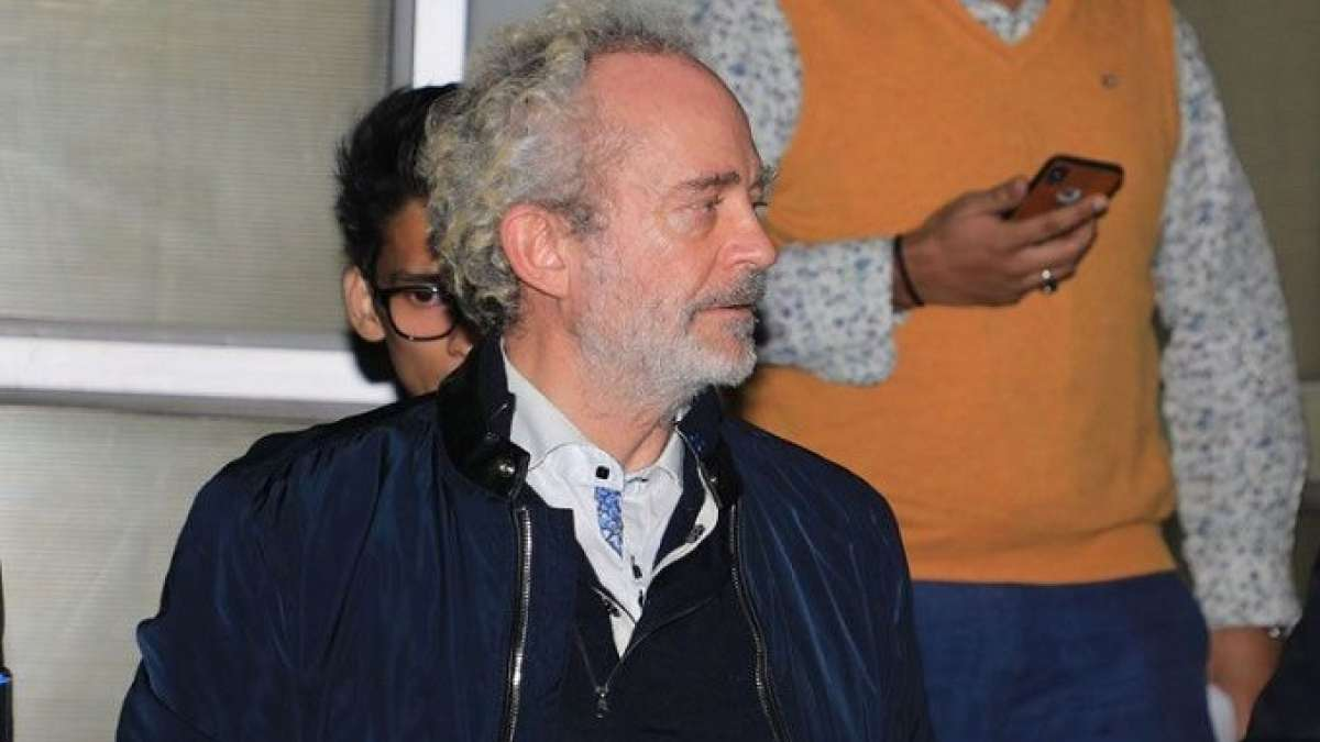 Christian Michel stays tight lipped in 5-star CBI custody