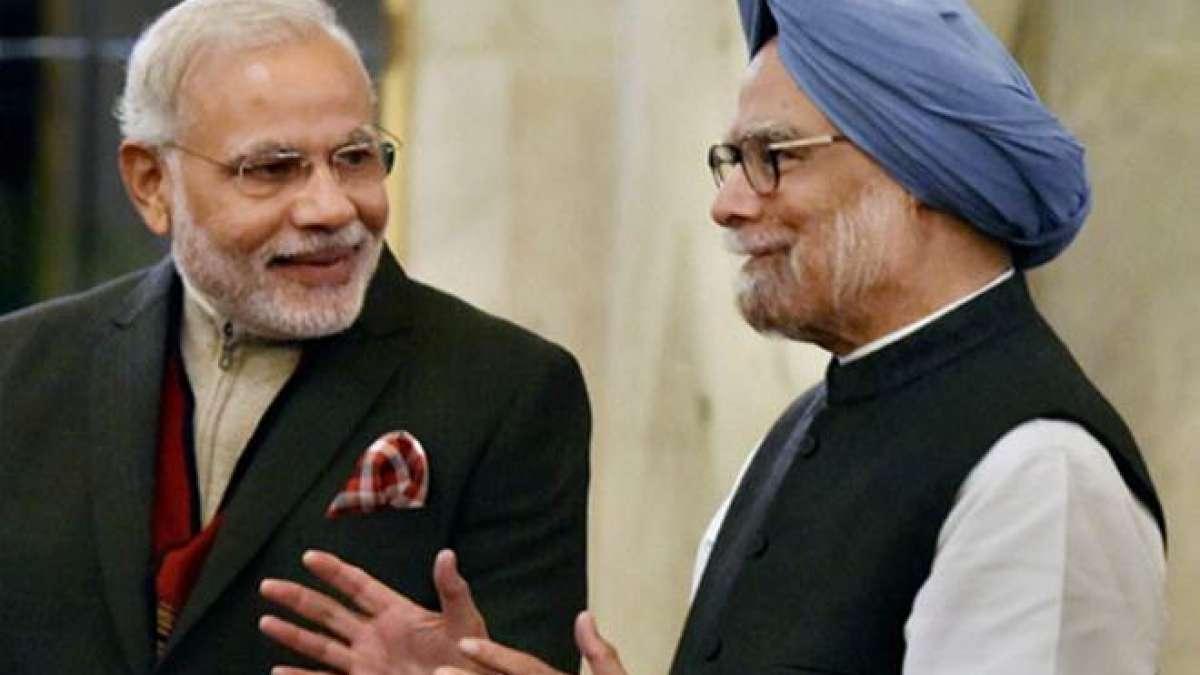 Never ran away from media as Prime Minister: Manmohan Singh's jibe at Narendra Modi