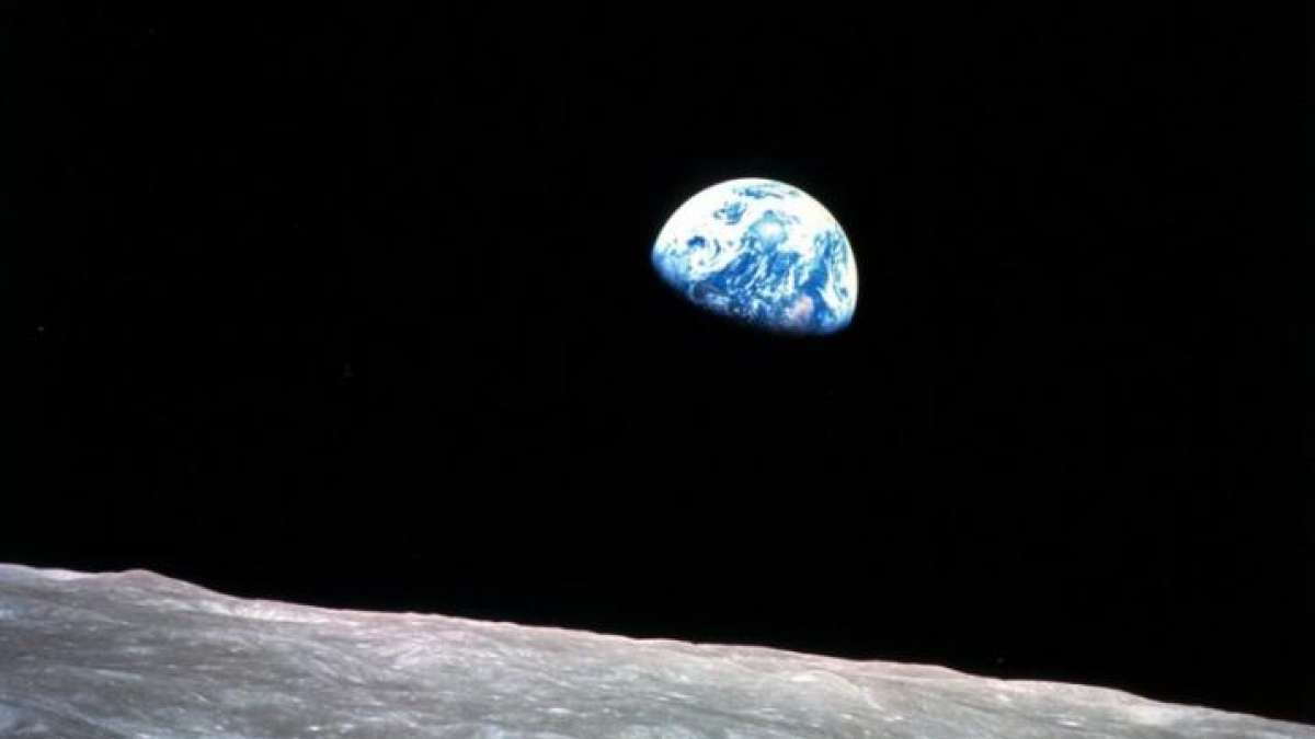 NASA marks 50th anniversary of Apollo 8 moon mission
