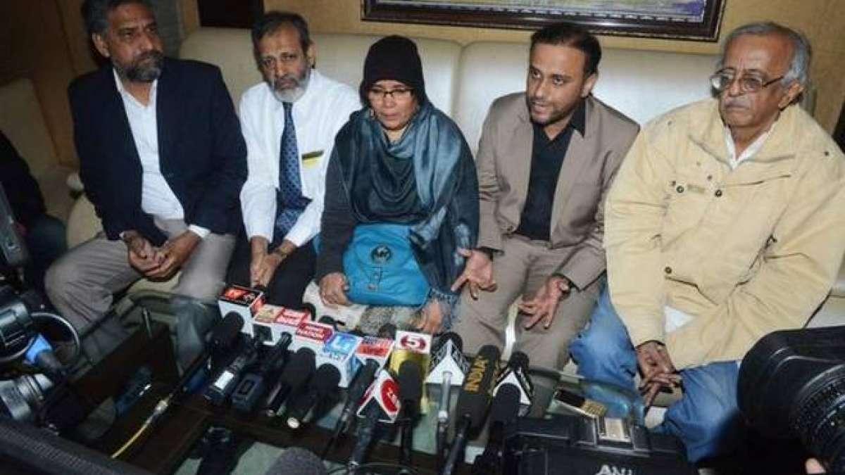 Pak army tortured me, damaged my eye: Hamid tells Sushma Swaraj