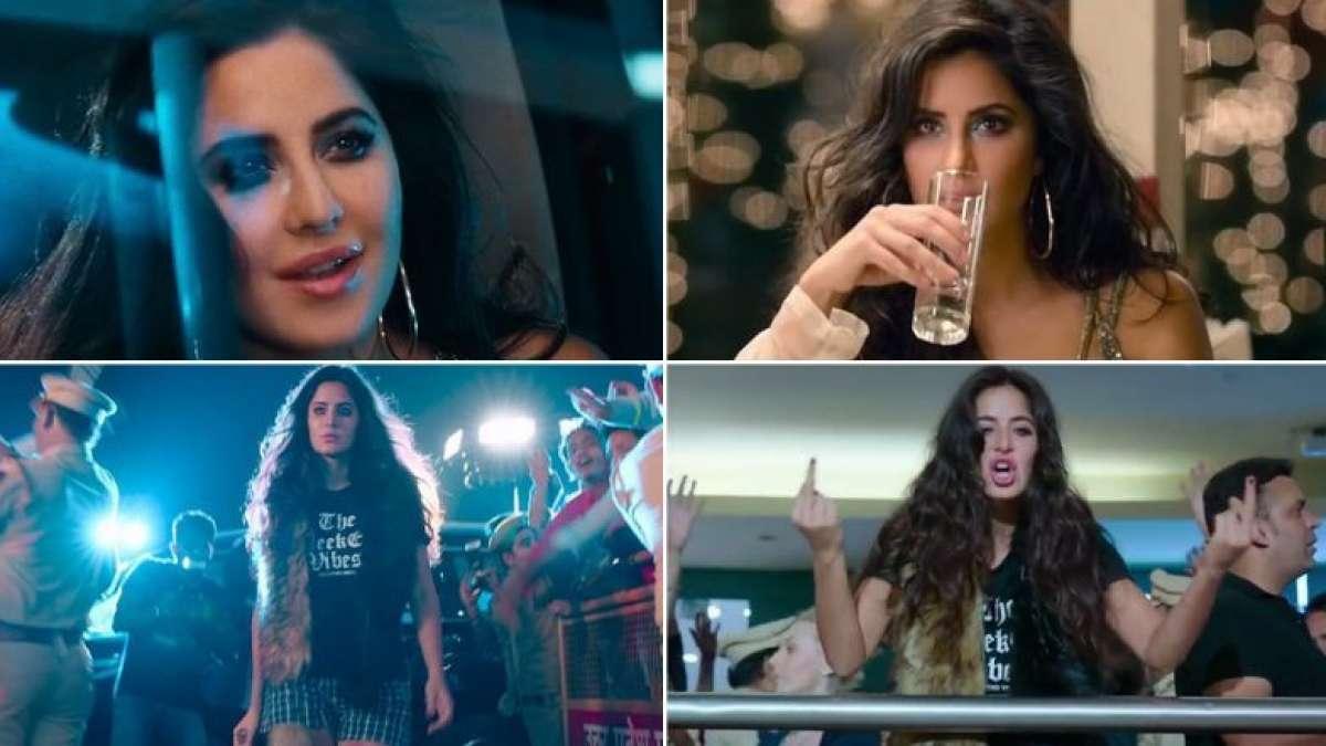 Heer Badnaam: Katrina Kaif is a star in this 'Zero' song