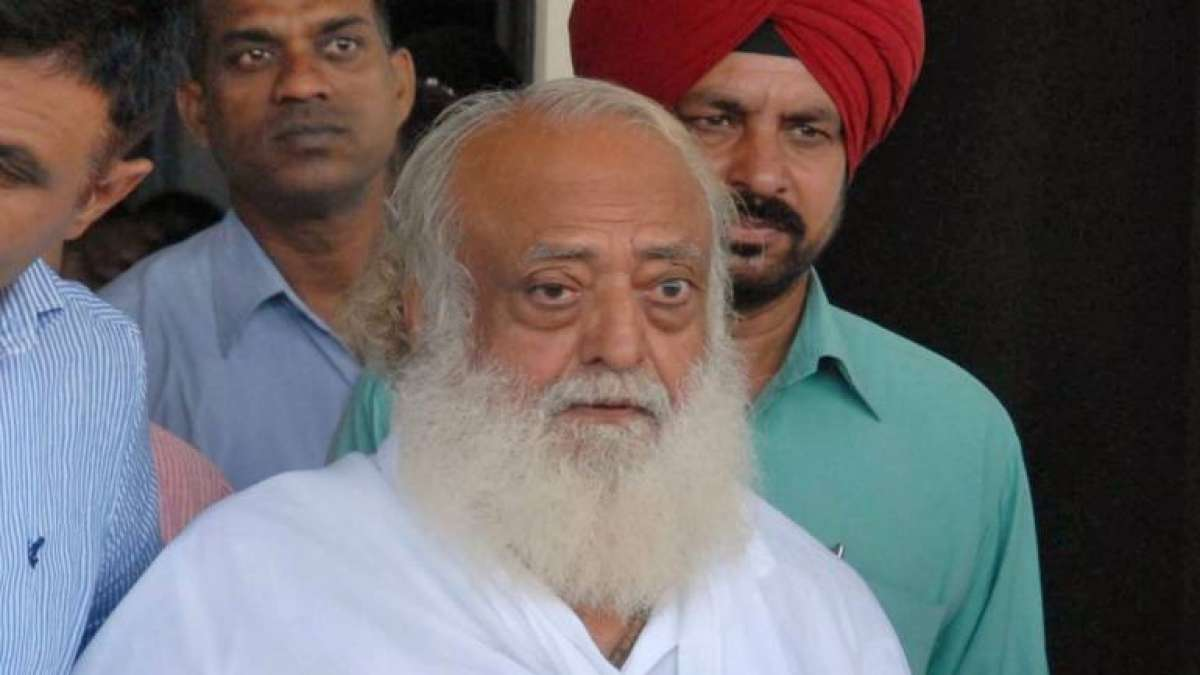 Asaram case:Rajasthan High Court suspends sentence of second convict