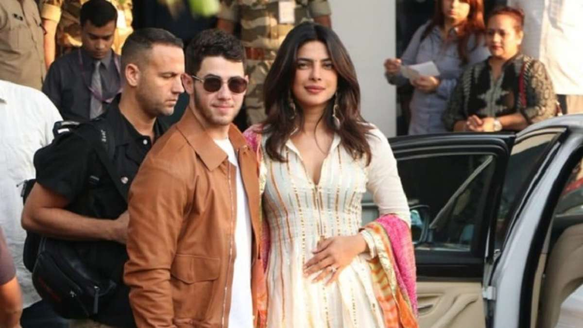 Nick Jonas' rule for Priyanka Chopra's giant dresses