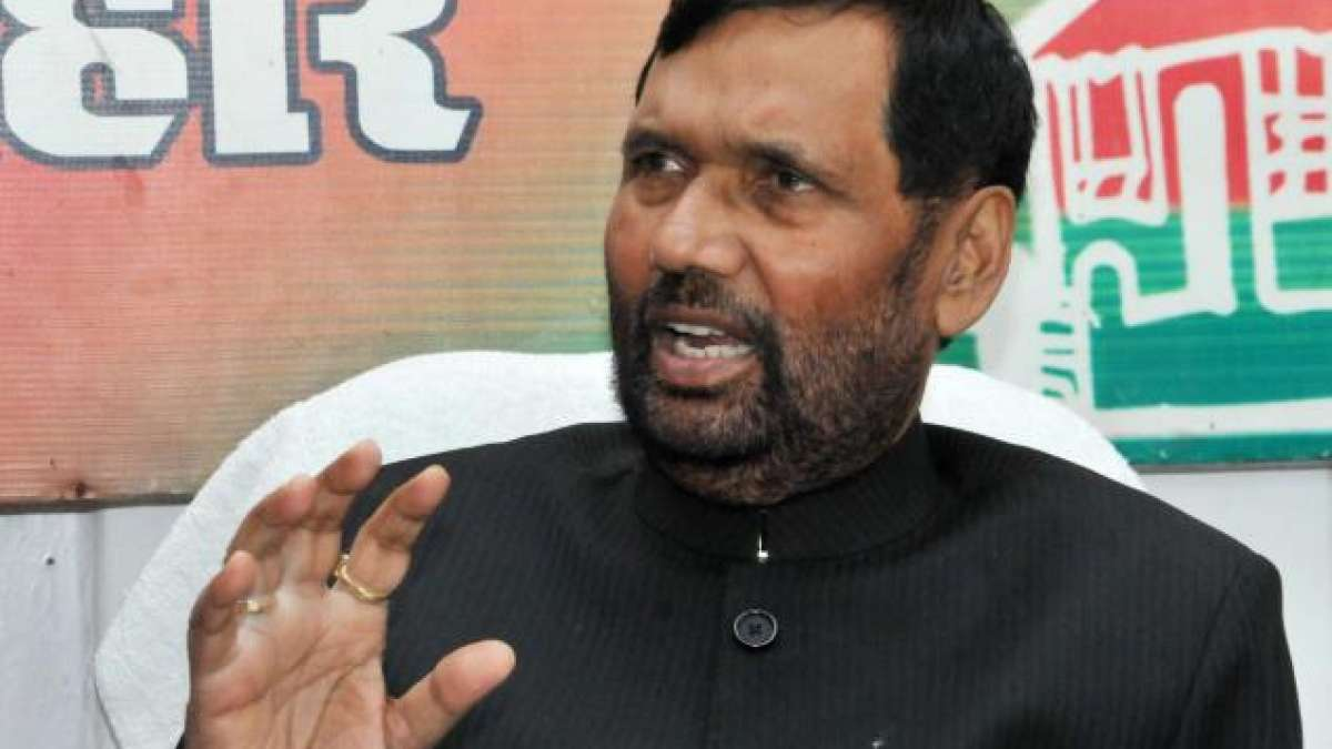LJP to contest on 6 Lok Sabha seats in Bihar, announcement on Saturday