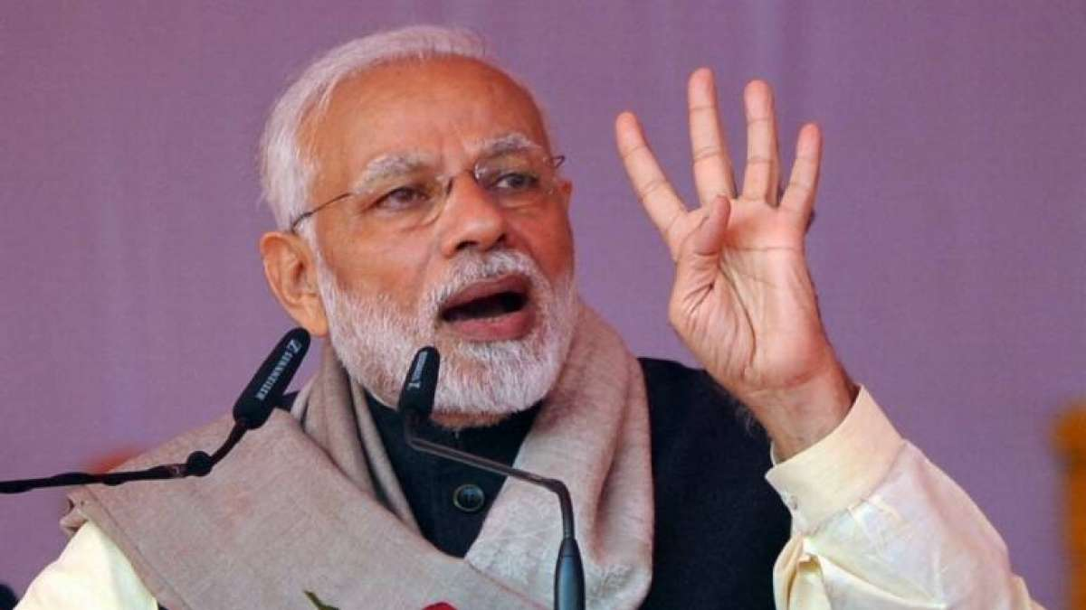 Government committed to bringing triple talaq law says Narendra Modi