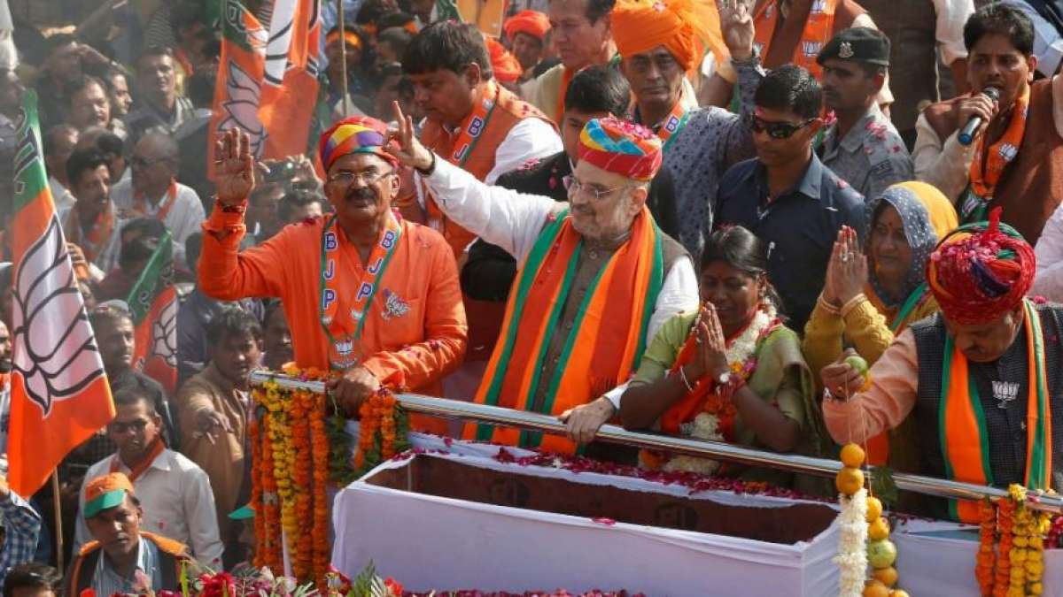 BJP's 'Rath Yatra' halted! Court to review order