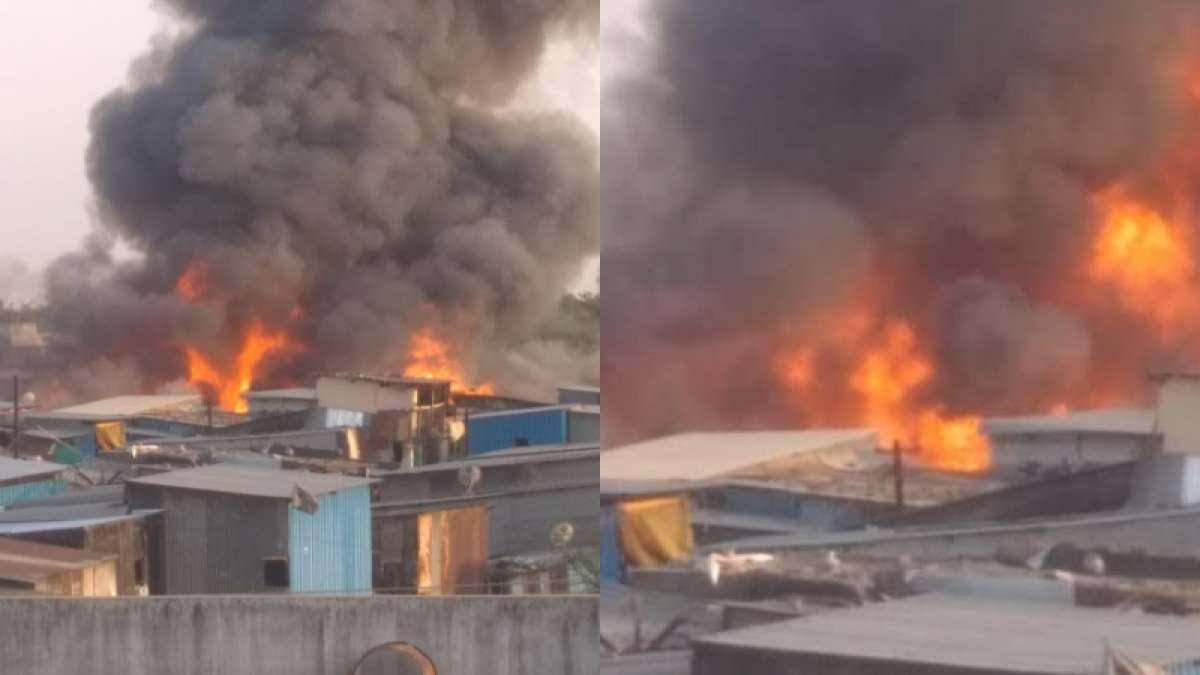 20 shanties gutted in Kolkata fire, no casualties