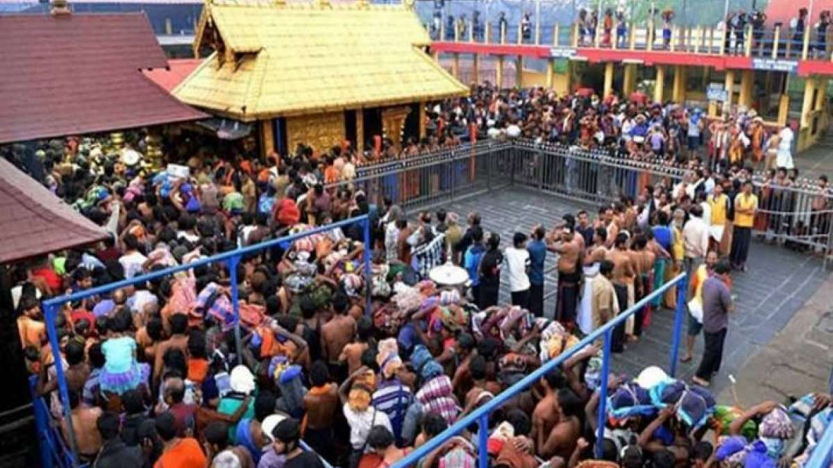 Denied Sabarimala darshan, 11 Tamil women devotees leave; protesters in custody