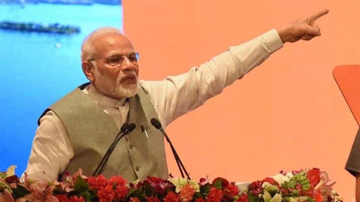 Grand alliance a club of 'rich dynasties': Modi