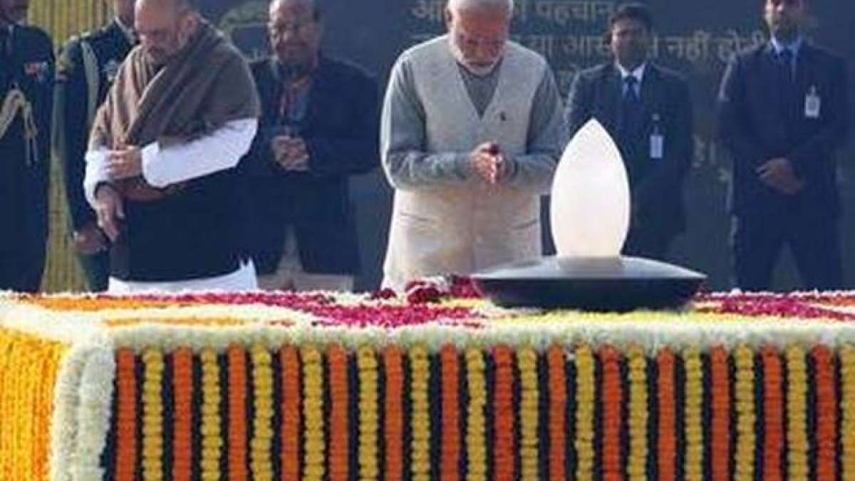 Leaders pay tribute to Vajpayee on birth anniversary