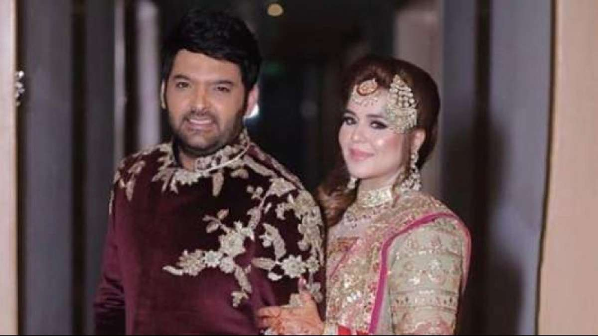 Kapil Sharma throws 2nd reception in Mumbai for film fraternity