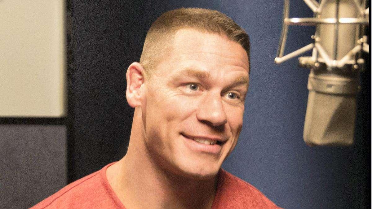 John Cena loves meeting people on his travels