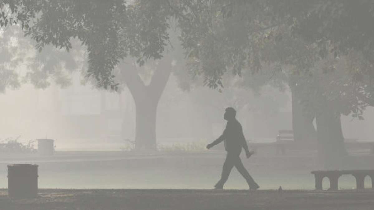 Dense fog to cover Delhi; air improves to 'very poor'