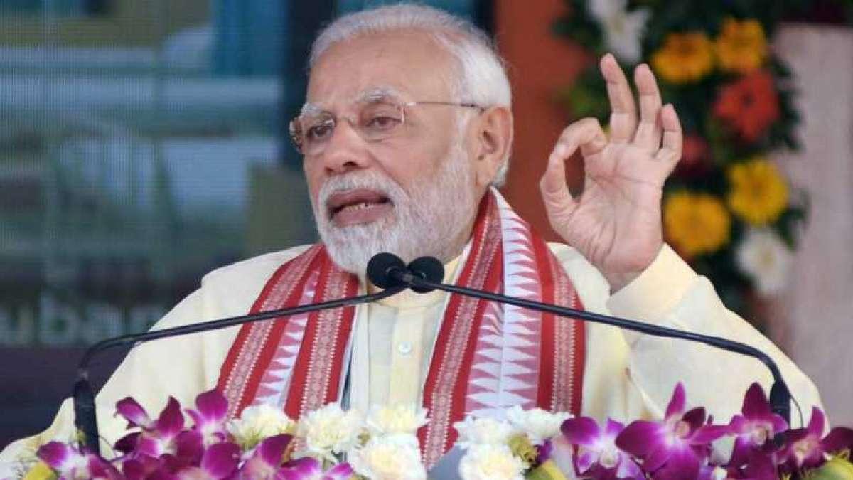 Congress a 'Lollipop Company', has no concern for farmers: Modi