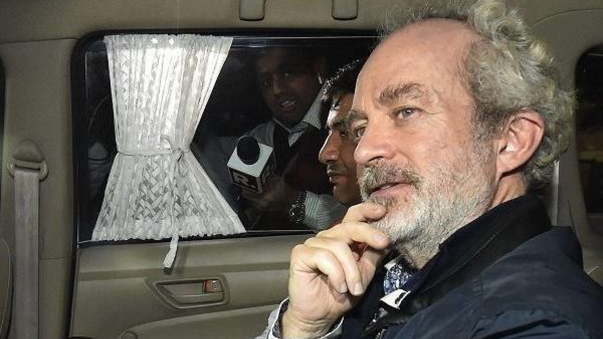 """ED brings in """"Mrs. Gandhi"""" in AgustaWestland case, Michel's custody extended"""