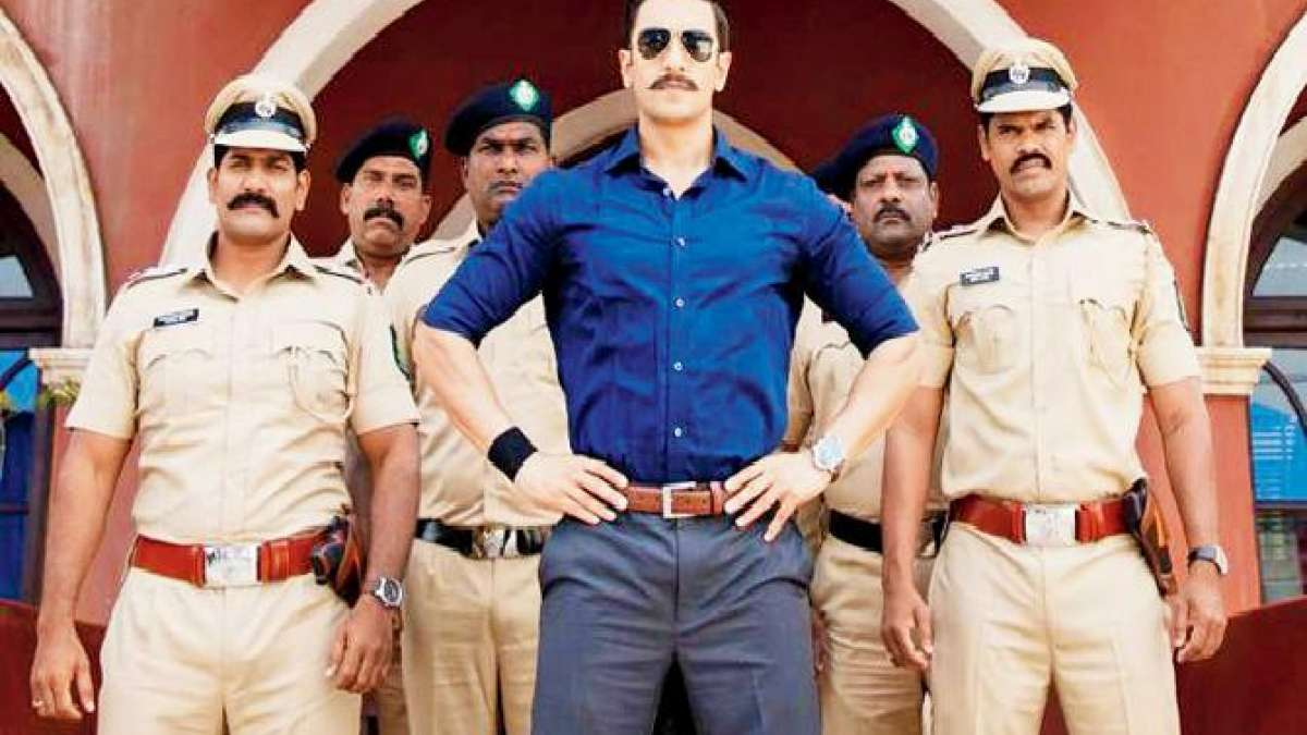 Simmba Movie Review: When crude is cool