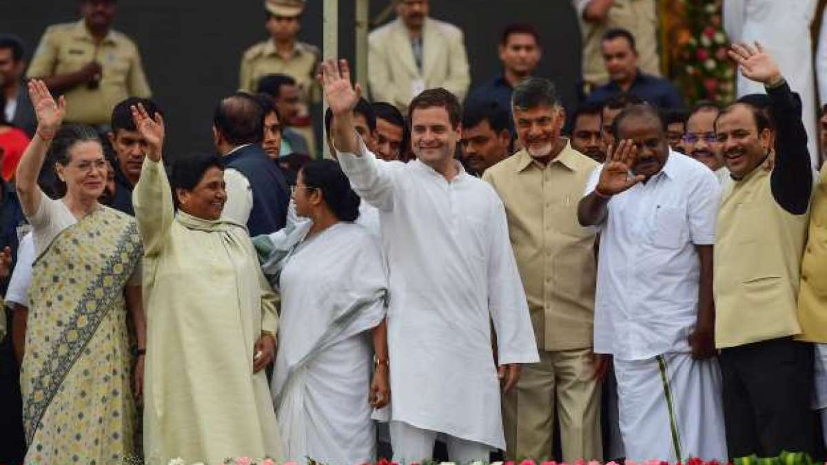 Year Ender 2018: Anti-BJP parties come together but unlikely to form Federal Front