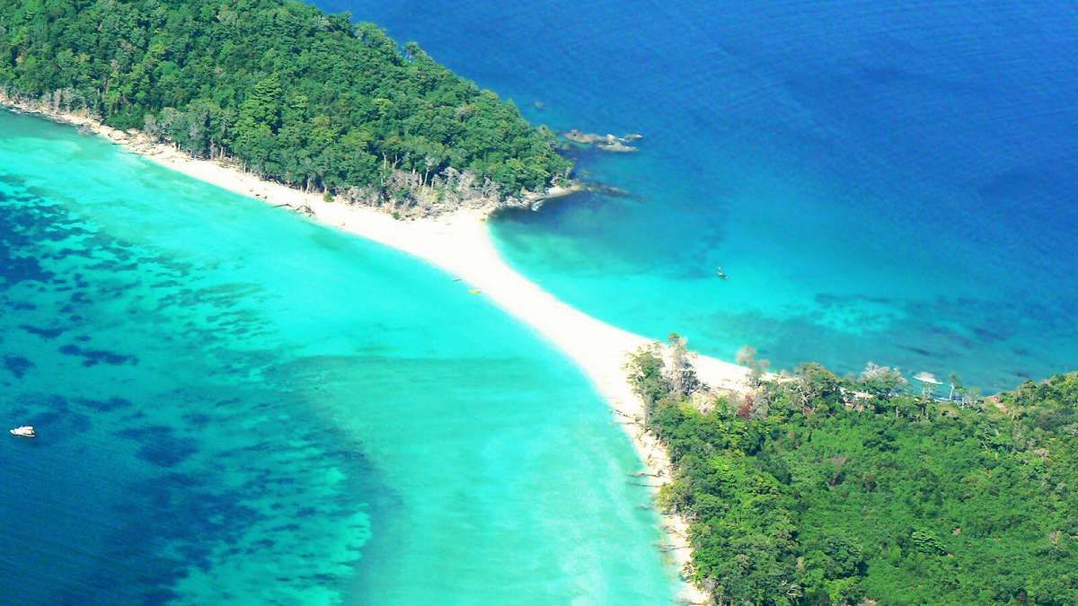 PM Narendra Modi renames the three major islands of Andaman and Nicobar Island group