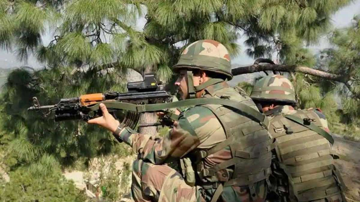 Indian Army foils Pakistan's infiltration bid along LoC