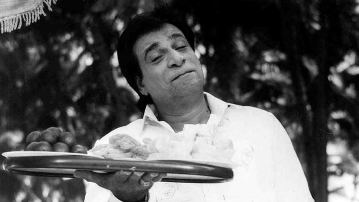 Kader Khan burial in Canada today