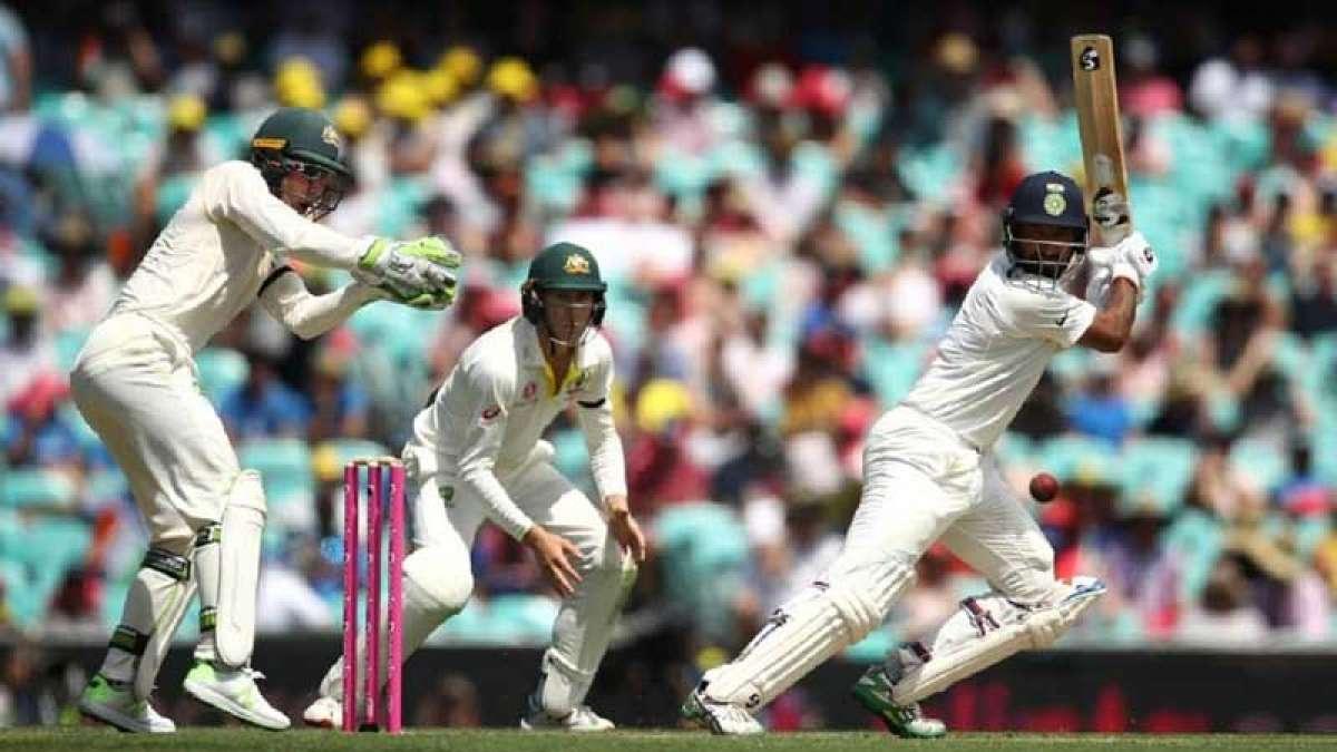 Sydney Test: Half-centuries by Agarwal, Pujara take India to 177/2