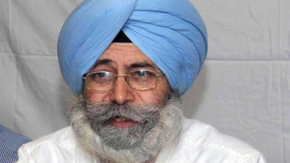 Anti-Sikh riots petitioner H.S. Phoolka resigns from AAP