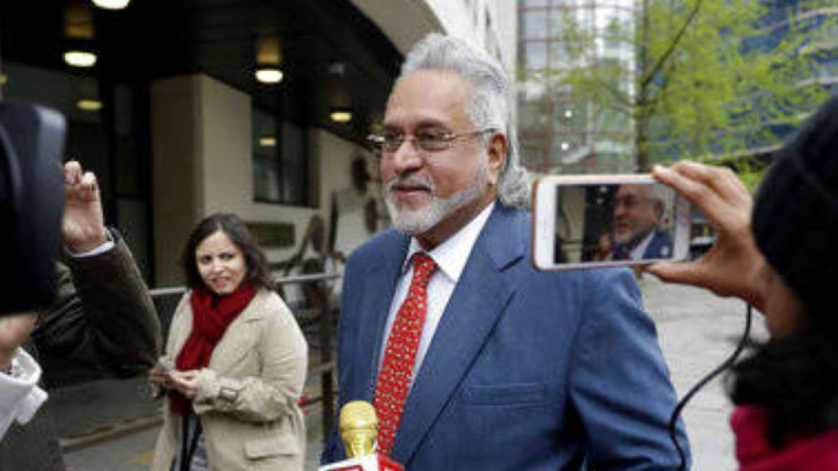 Business tycoon Vijay Mallya declared fugitive economic offender, first person to have the tag